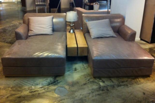 ספה אסימטרית - נושה עיצובים