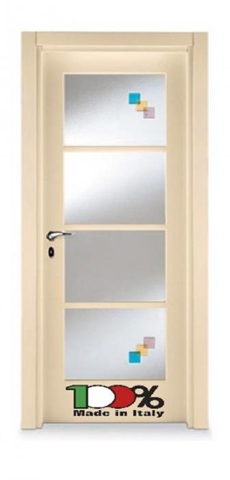 דלת 4 צוהרים - לה פורטה - דלתות פנים