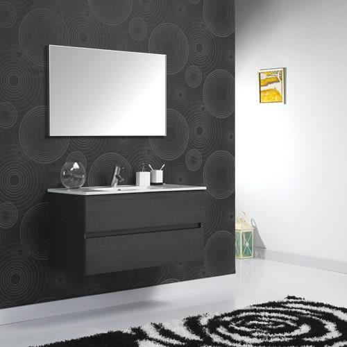 ארון שחור לחדרי אמבטיה - אולימפיה דיזיין
