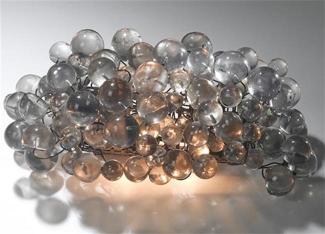 תאורת קיר כדורים - יהודה אוזן
