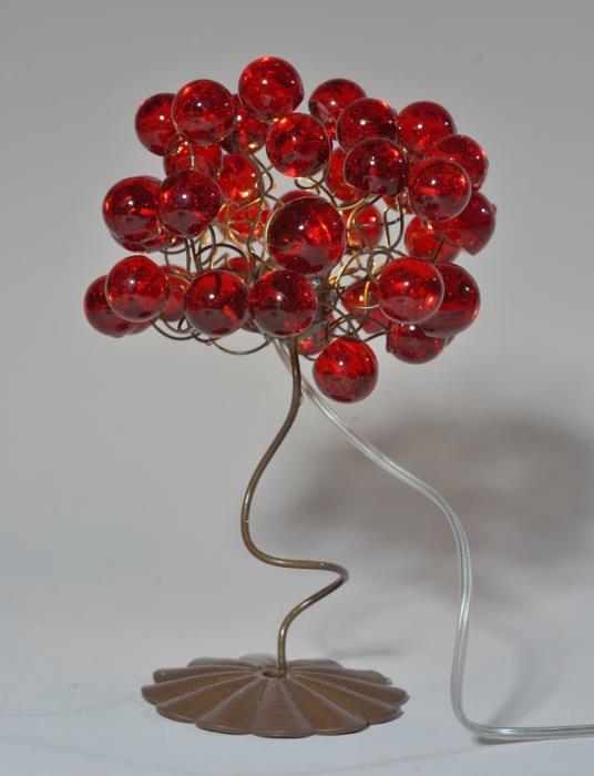 מנורת שולחן - יהודה אוזן