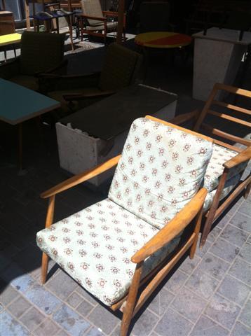 כורסאות בעיצוב רטרו - retro gallery - רטרו גלרי