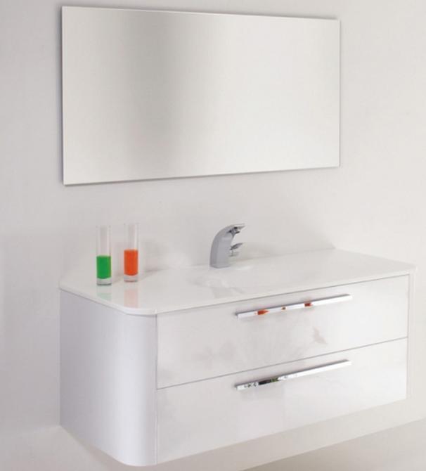 ריהוט לבן לאמבטיה - OM Design