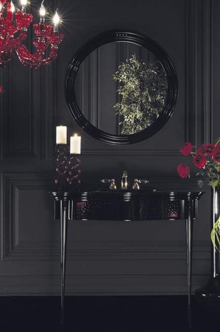 ריהוט שחור יוקרתי - OM Design - פרימיום