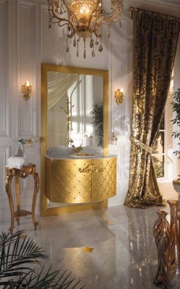 ריהוט מלכותי לאמבטיה - OM Design - פרימיום