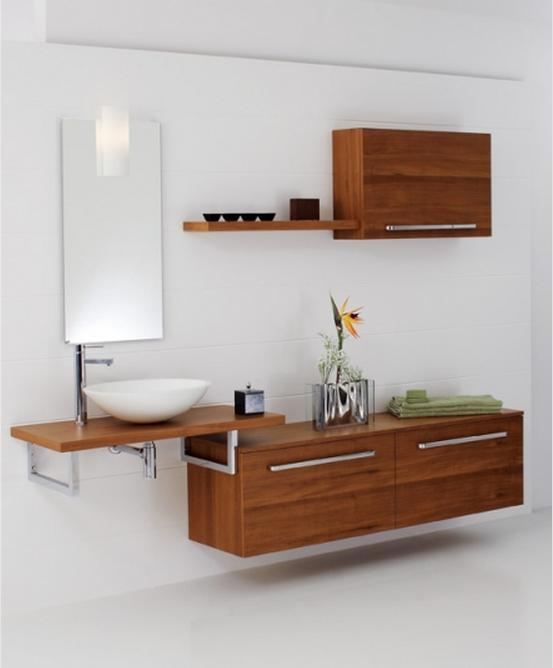 ארון עץ טבעי - OM Design