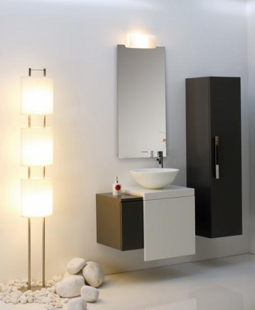 ארון קטן לאמבטיה - OM Design
