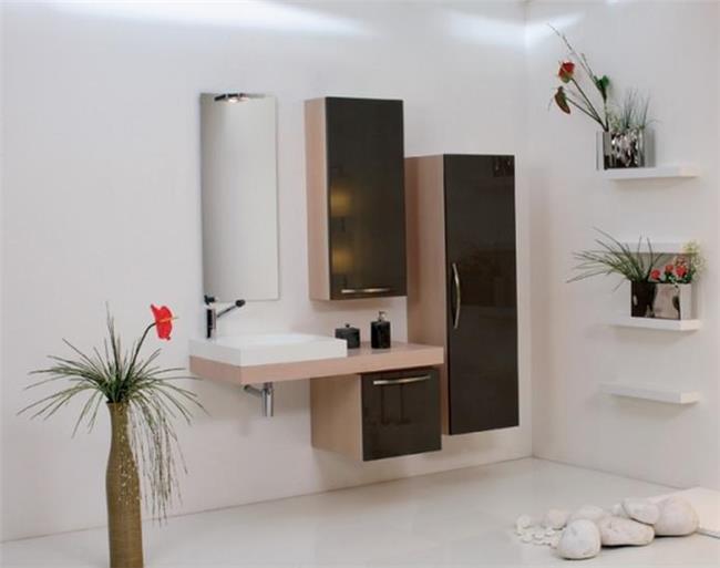 ריהוט אמבטיה לתליה - OM Design