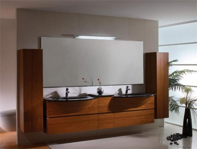 ארון רחב לאמבטיה - OM Design