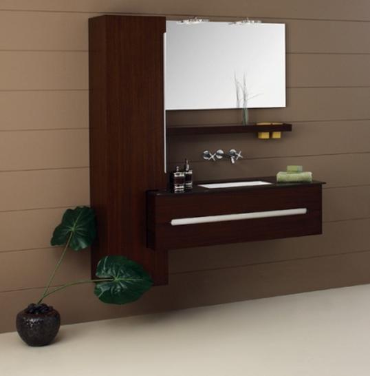 ריהוט אמבטיה עץ מלא - OM Design