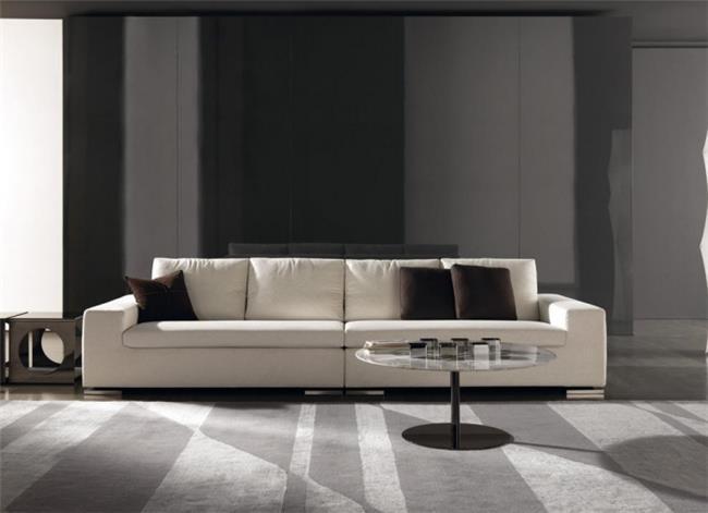 ספה לבנה יוקרתית - Besto gallery