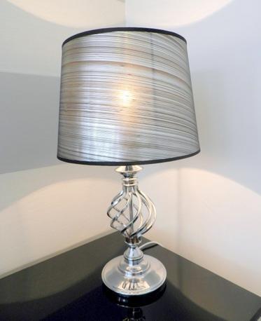מנורת שולחן כסופה - Besto gallery