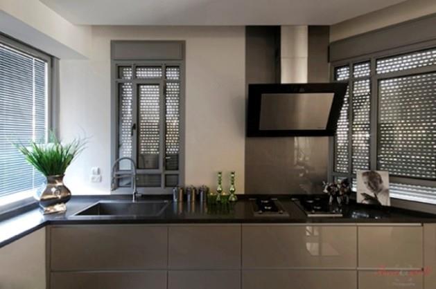 מטבח מודרני מעוצב - Samgal concept