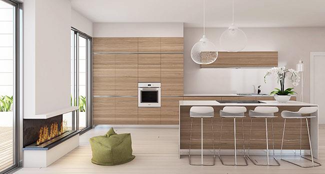מטבח עץ - Samgal concept