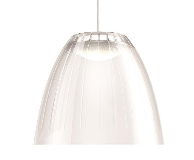 מנורת לד מרשימה - luce לוצ'ה תאורה - עודפים