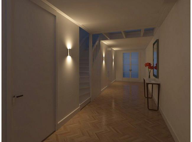 צמוד קיר לבן - luce לוצ'ה תאורה - עודפים