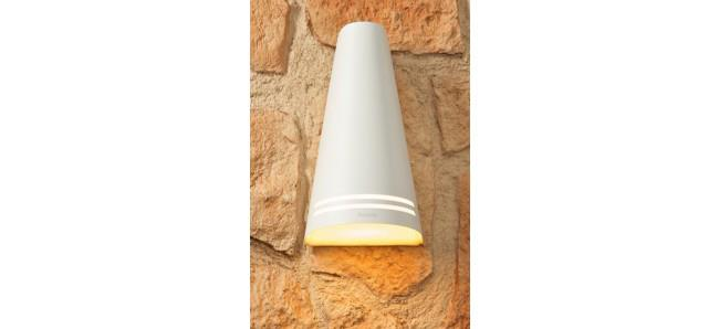 צמוד קיר מעוצב לבן - luce לוצ'ה תאורה - עודפים