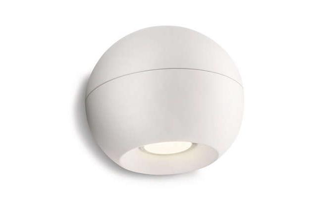 צמוד קיר בצבע לבן - luce לוצ'ה תאורה - עודפים