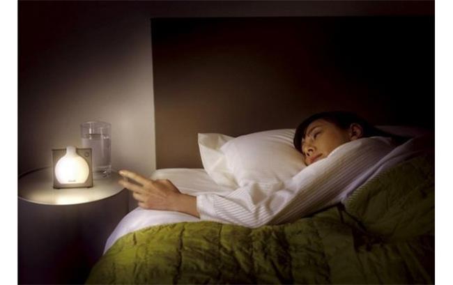 מנורת לילה נטענת - luce לוצ'ה תאורה - עודפים