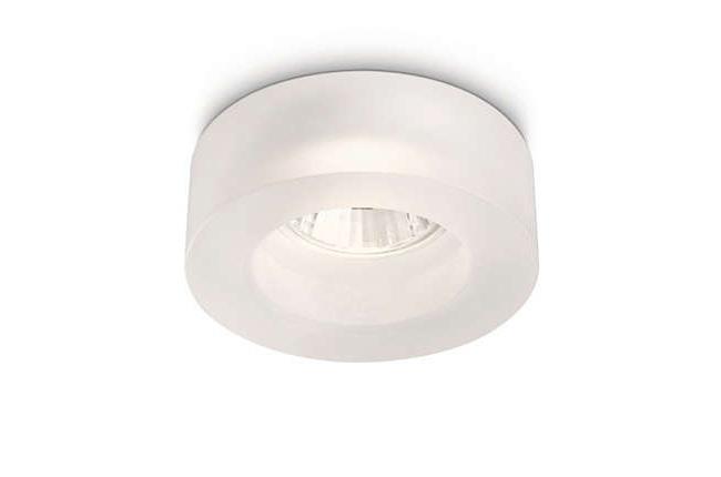 מנורה שקועה שקופה - luce לוצ'ה תאורה - עודפים