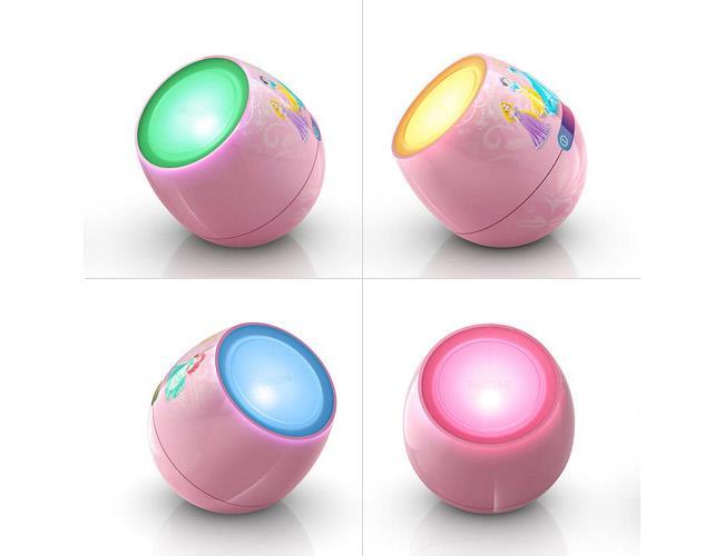 מנורת שולחן מחליפה צבעים - luce לוצ'ה תאורה - עודפים