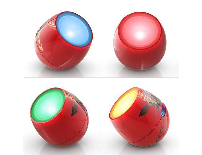 מנורת שולחן מכוניות - luce לוצ'ה תאורה - עודפים
