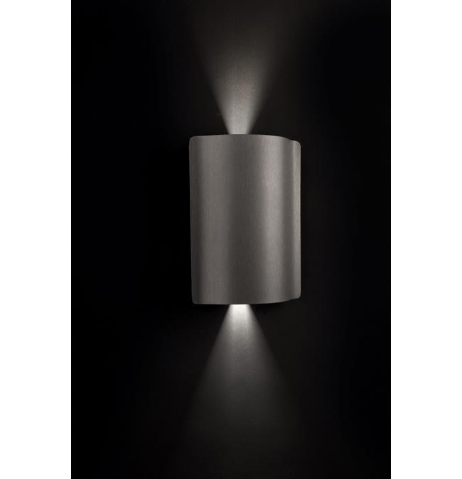 צמוד קיר נירוסטה - luce לוצ'ה תאורה - עודפים
