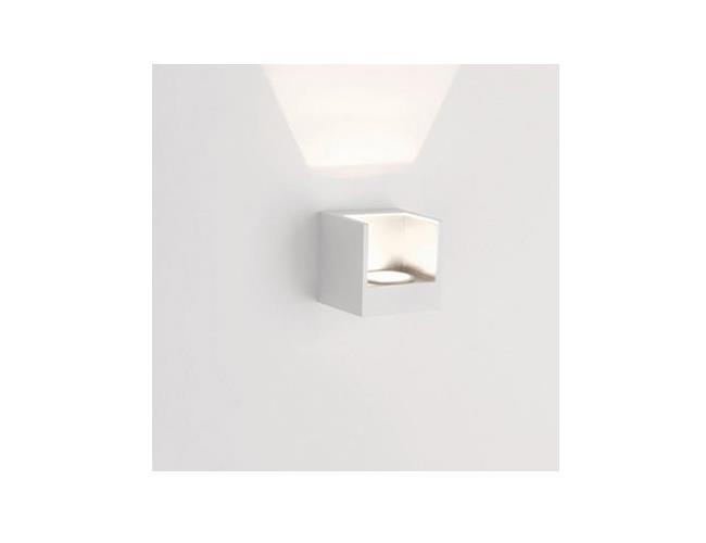 צמוד קיר כסוף לבן - luce לוצ'ה תאורה - עודפים