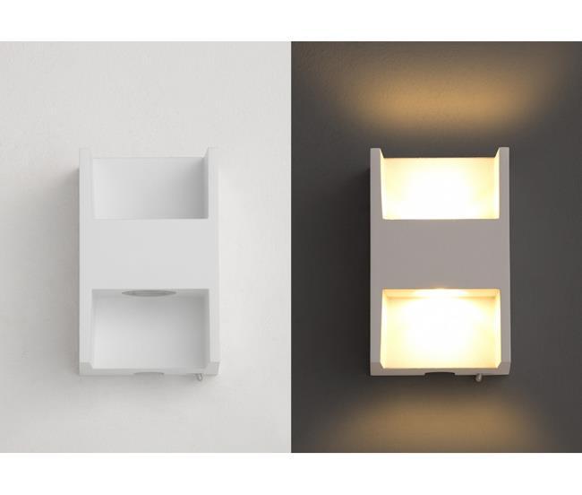 צמוד קיר UP-DOWN - luce לוצ'ה תאורה - עודפים