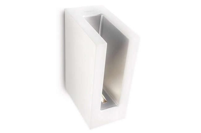 מנורת קיר בצבע לבן - luce לוצ'ה תאורה - עודפים
