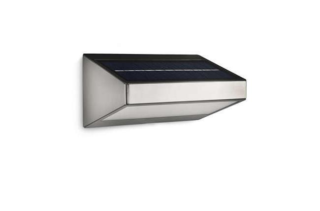 מנורת קיר נירוסטה - luce לוצ'ה תאורה - עודפים