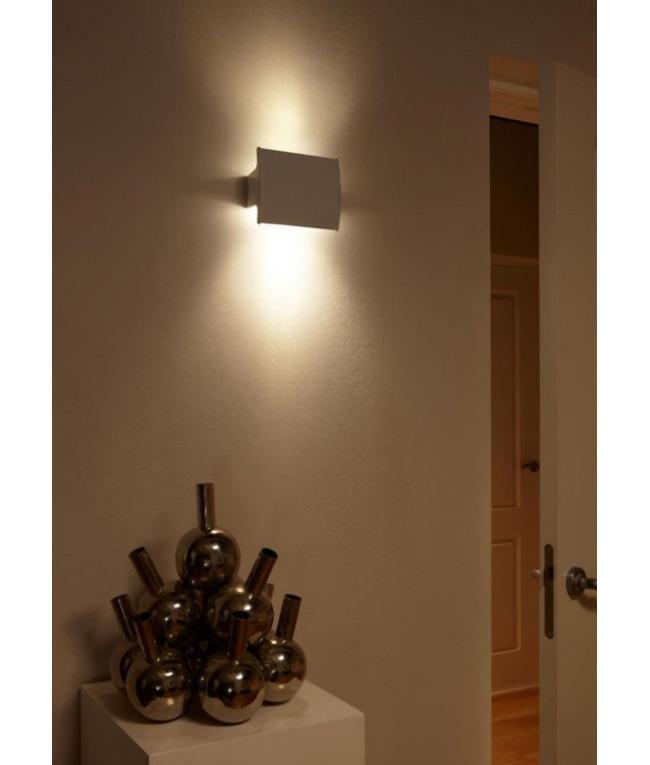 מנורת קיר מלבנית - luce לוצ'ה תאורה - עודפים