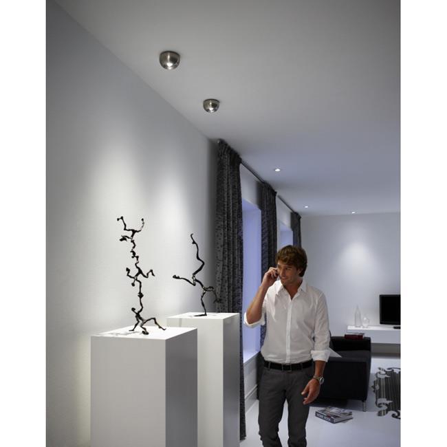 צמוד תקרה מבריק - luce לוצ'ה תאורה - עודפים