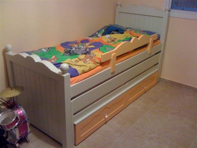 מיטה לחדרי ילדים - אלוף המזרונים