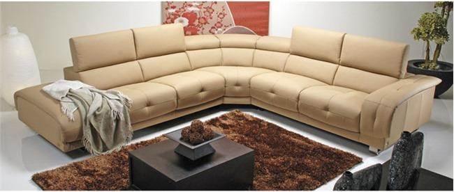 ספה פינתית לסלון - אלוף המזרונים