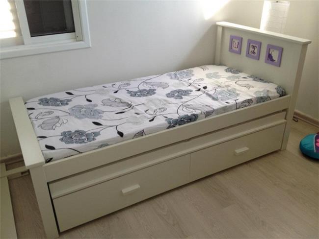 מיטות לחדרי הילדים - אלוף המזרונים