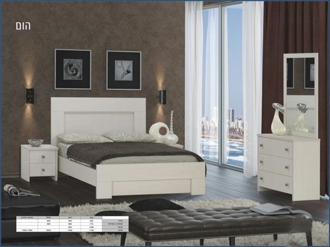 חדר שינה קומפלט הום - אלוף המזרונים