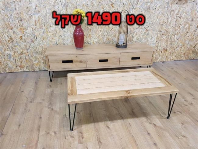סט מזנון ושולחן דגם M40 - אלוף המזרונים