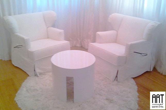 פינת ישיבה יוקרתית - ART - גלריה לריהוט