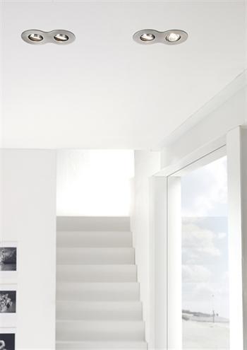 מנורת קיר שקועה - luce לוצ'ה תאורה - עודפים
