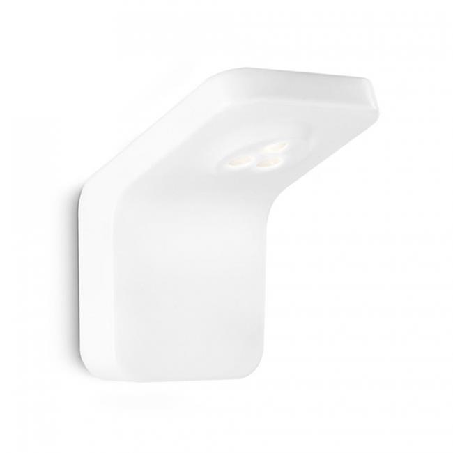 מנורת קיר לד לבן - luce לוצ'ה תאורה - עודפים