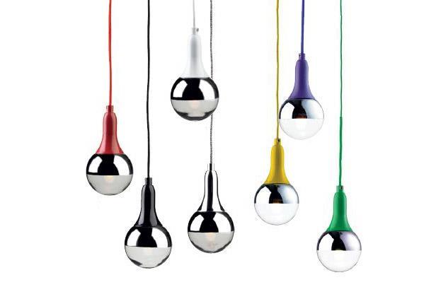 גוף תאורה צבעוני - luce לוצ'ה תאורה - עודפים