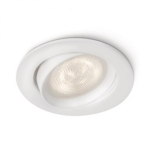 מנורה שקועה מתכווננת - luce לוצ'ה תאורה - עודפים