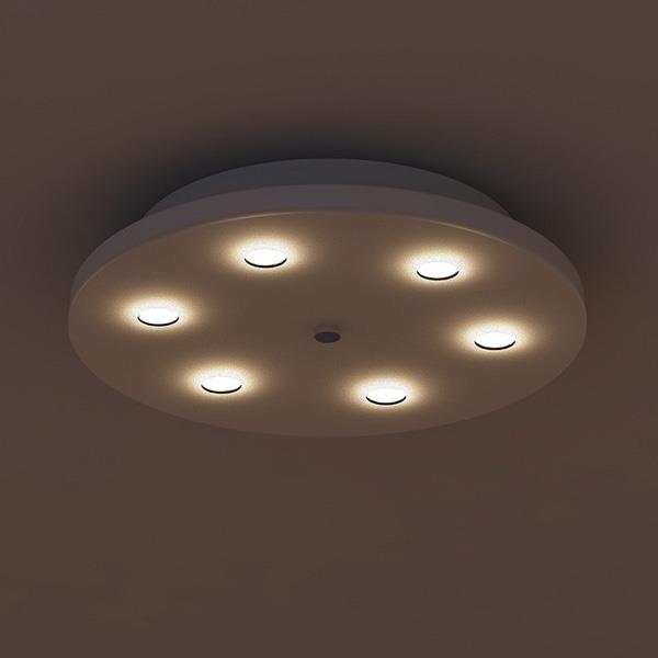 מנורות צמודות לתקרה - luce לוצ'ה תאורה - עודפים
