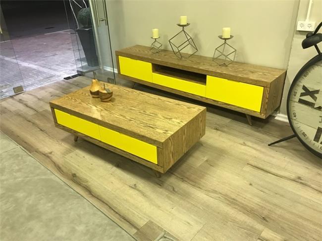 סט מזנון ושולחן דגם מדריד - רהיטי המושבה