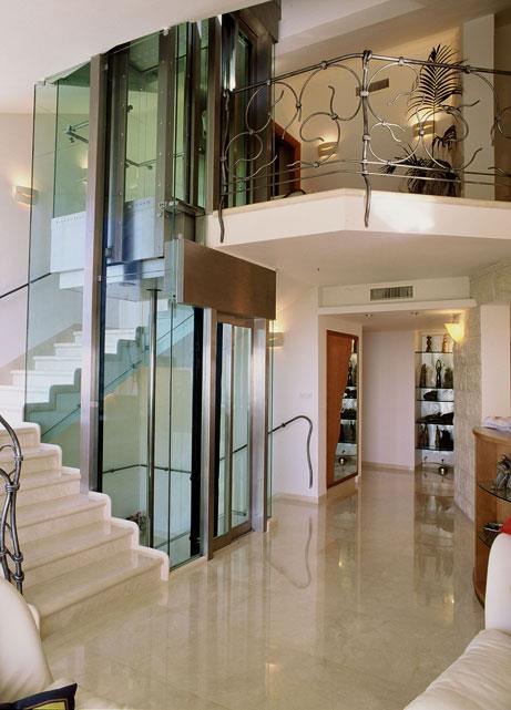 מעלון לבית פרטי - אלקטרה תעמל - מעליות ומעלונים