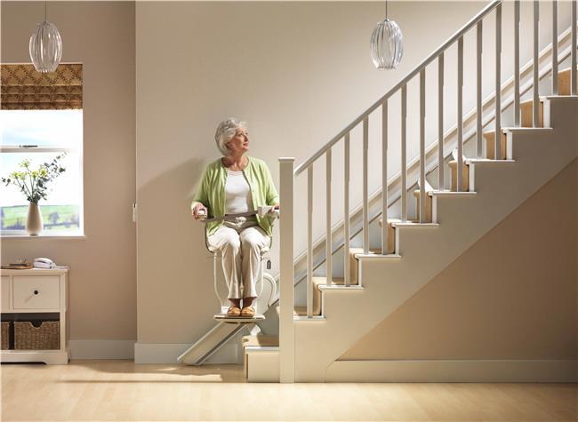 מדרגוני כסא - אלקטרה תעמל - מעליות ומעלונים
