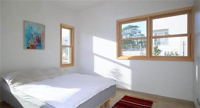 חלונות מעץ אלומיניום - חלונות מרווין ישראל