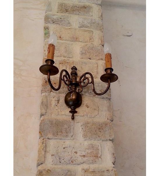 מנורה עתיקה לבית - הבית בעולש