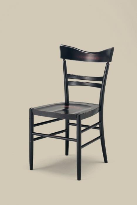 כסא שחור לפינת האוכל - כסאות בעיקר